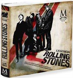 Obálka titulu Legenda  Rolling Stones