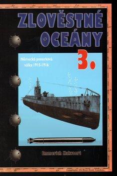 Obálka titulu Zlověstné oceány 3