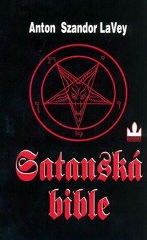 Obálka titulu Satanská bible
