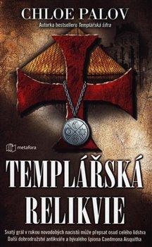 Obálka titulu Templářská relikvie