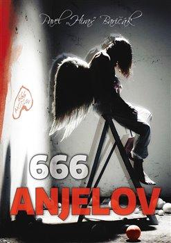 Obálka titulu 666 anjelov