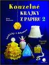 Obálka knihy Kouzelné krajky z papíru 2