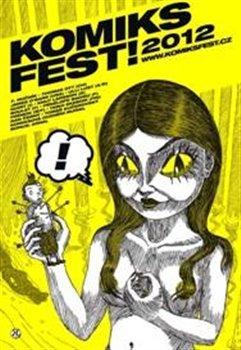 Obálka titulu KomiksFEST! 2012
