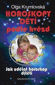 Obálka titulu Horoskopy dětí podle hvězd