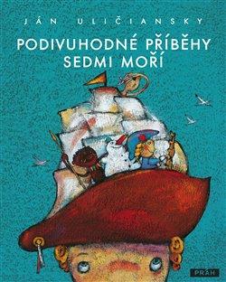Obálka titulu Podivuhodné příběhy sedmi moří
