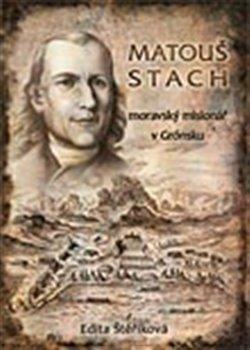 Obálka titulu Matouš Stach