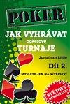 Obálka knihy Jak vyhrávat pokerové turnaje 2