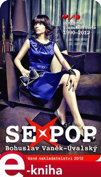 Obálka titulu Sexpop