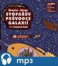 Stopařův průvodce galaxií - obálka