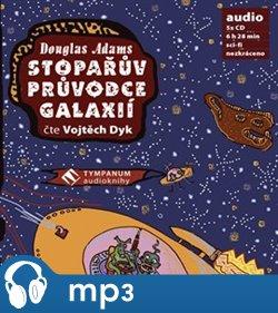 Obálka titulu Stopařův průvodce galaxií