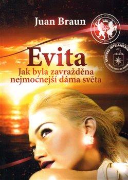 Obálka titulu Evita