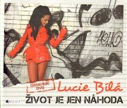Obálka titulu Lucie Bílá-Život je jen náhoda