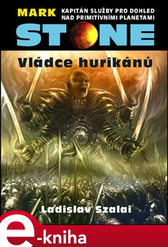 Obálka titulu Vládce hurikánů