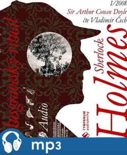 Obálka titulu Sherlock Holmes - Musgraveský rituál