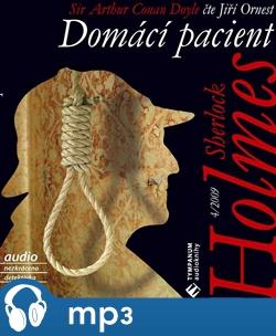 Obálka titulu Sherlock Holmes - Domácí pacient