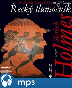 Obálka titulu Sherlock Holmes - Řecký tlumočník