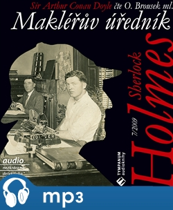 Obálka titulu Sherlock Holmes - Makléřův úředník