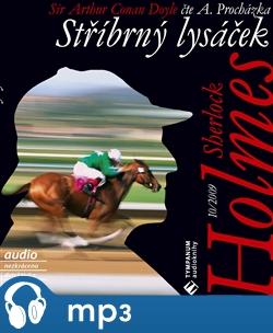 Obálka titulu Sherlock Holmes - Stříbrný lysáček