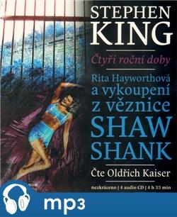 Obálka titulu Vykoupení z věznice Shawshank