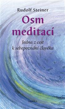Obálka titulu Osm meditací