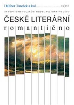 Obálka titulu České literární romantično