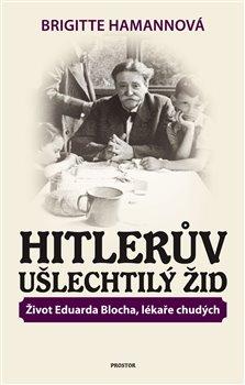 Obálka titulu Hitlerův ušlechtilý Žid