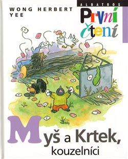 Obálka titulu Myš a krtek, kouzelníci