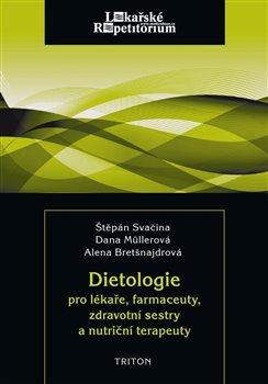 Obálka titulu Dietologie pro lékaře, farmaceuty