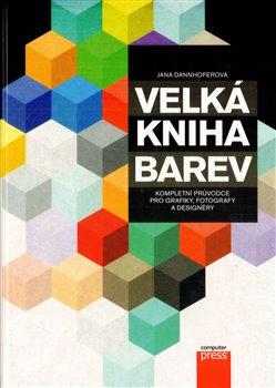 Obálka titulu Velká kniha barev