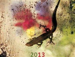 Kalendář Daniel Reynek 2013 - stolní