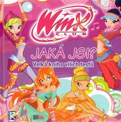 Obálka titulu Winx