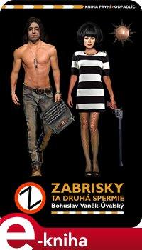 Obálka titulu Zabrisky, ta druhá spermie 1.