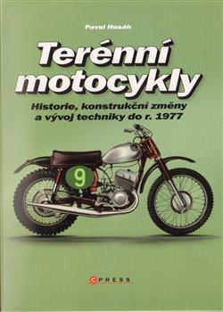 Obálka titulu Terénní motocykly