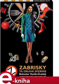 Obálka titulu Zabrisky, ta druhá spermie 2.