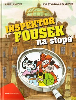 Obálka titulu Inspektor Fousek na stopě