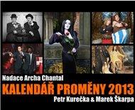 Kalendář Proměny 2013
