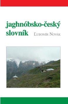 Obálka titulu Jaghnóbsko-český  slovník