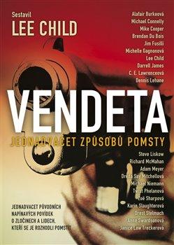 Obálka titulu Vendeta
