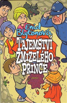 Obálka titulu Tajemství zmizelého prince