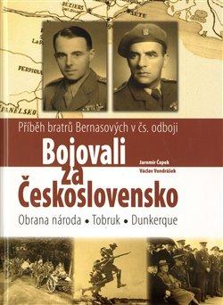 Obálka titulu Bojovali za Československo