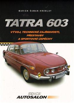 Obálka titulu Tatra 603