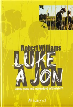 Obálka titulu Luke a Jon