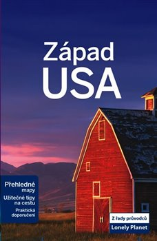 Obálka titulu Západ USA - Lonely Planet