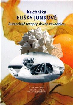 Obálka titulu Kuchařka Elišky Junkové