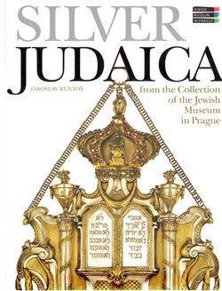 Obálka titulu Silver Judaica