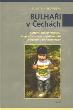 Obálka titulu Bulhaři v Čechách