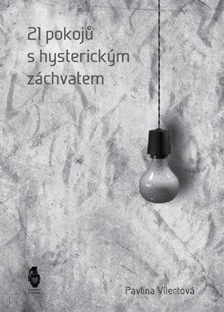 21 pokojů s hysterickým záchvatem - Pavlína Vilertová   Booksquad.ink