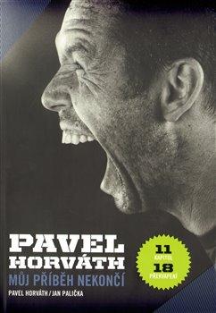 Obálka titulu Pavel Horváth