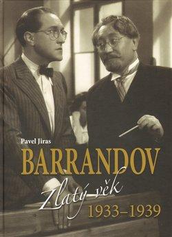 Obálka titulu Barrandov II