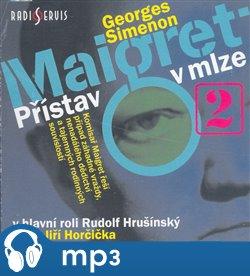 Obálka titulu Maigret: Přístav v mlze